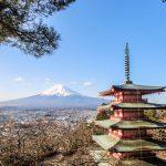 逆さ富士に絶景温泉‥富士山が綺麗に見える河口湖周辺のおすすめスポットはここ♩