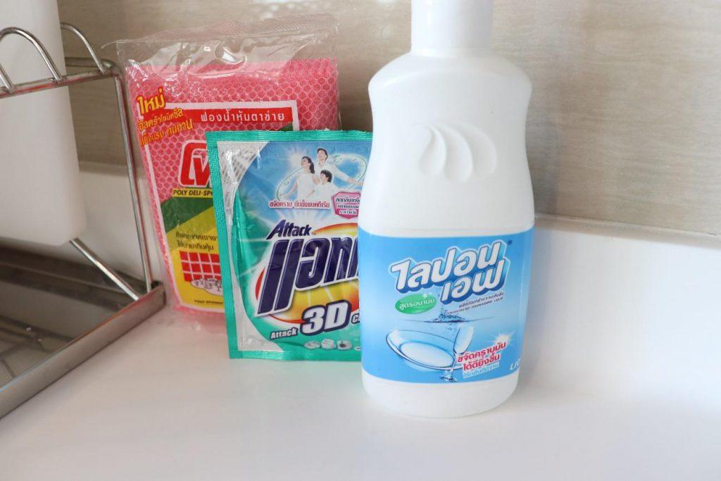 タイ バンコク 洗剤