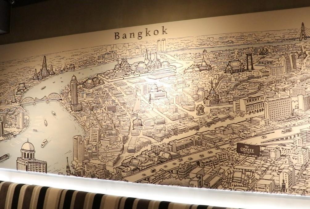 バンコク ホテルのレストラン おすすめ