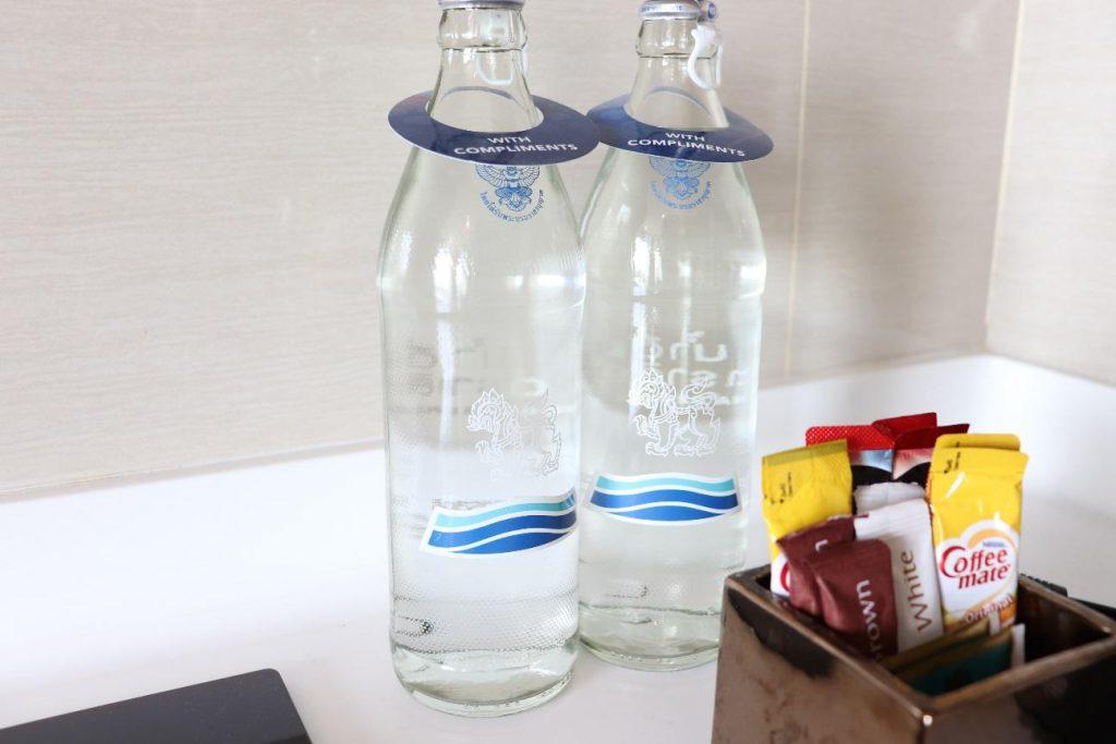 タイ バンコク ホテル お水 ドリンキングウォーター