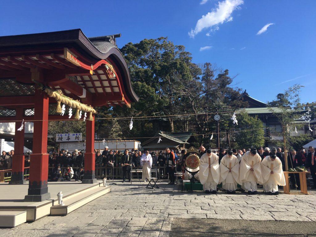 鎌倉観光 ブログ 鶴岡八幡宮