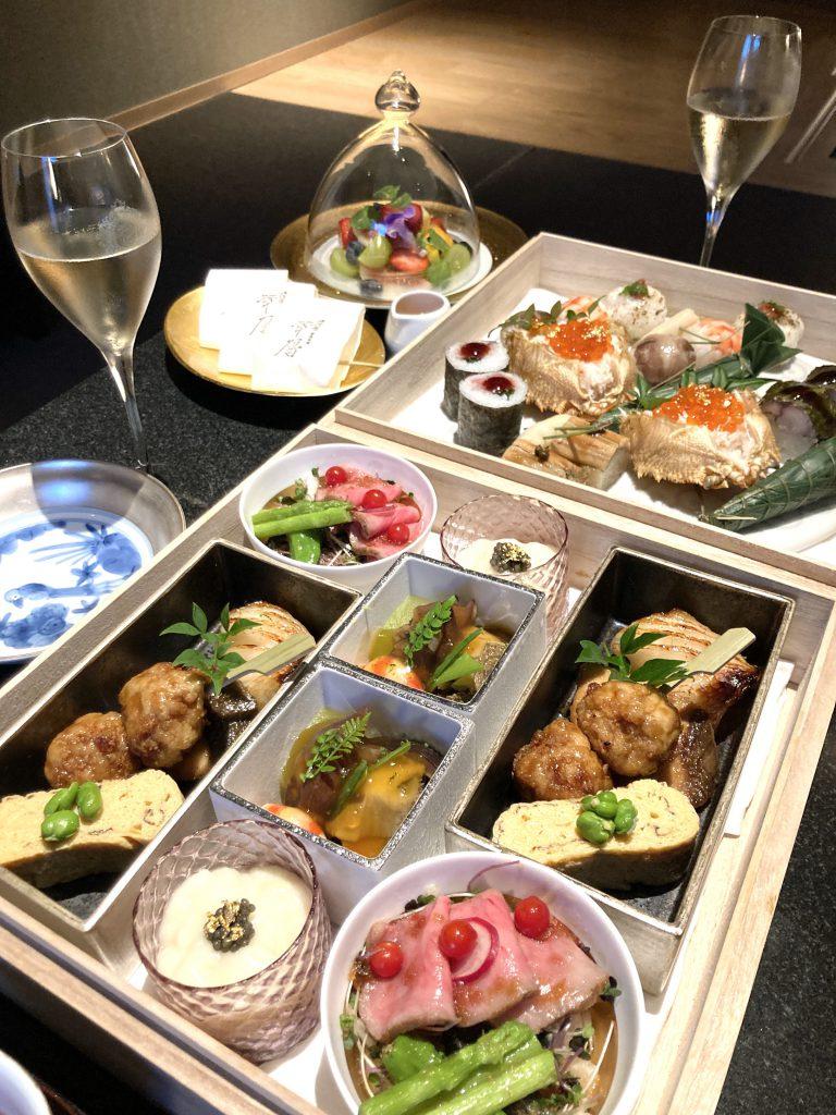 エクシブ湯河原離宮 日本料理 美味しい
