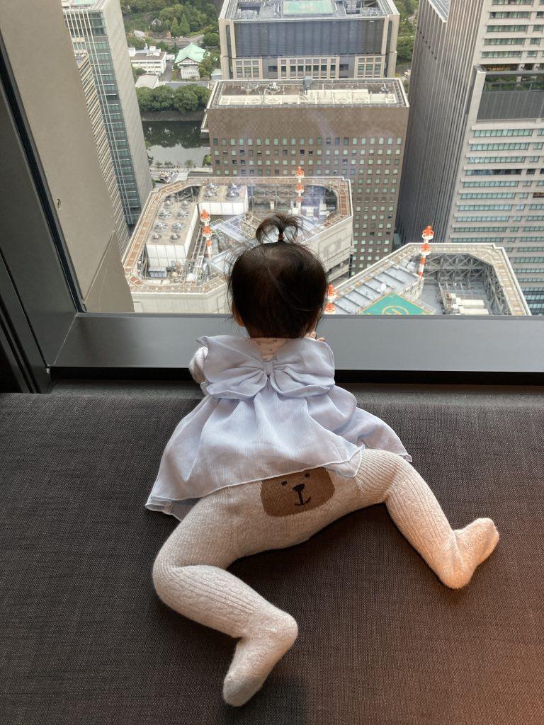 赤ちゃん ラグジュアリーホテル 宿泊 ブログ