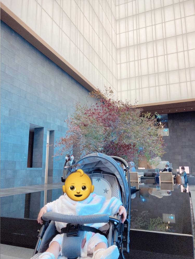 東京 高級ホテル 赤ちゃん連れ