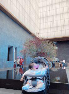 赤ちゃん 旅行 持ち物 ベビーカー