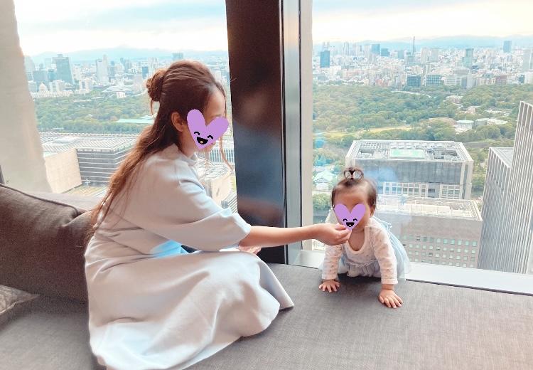 東京 高級ホテル 赤ちゃん 宿泊 ブログ