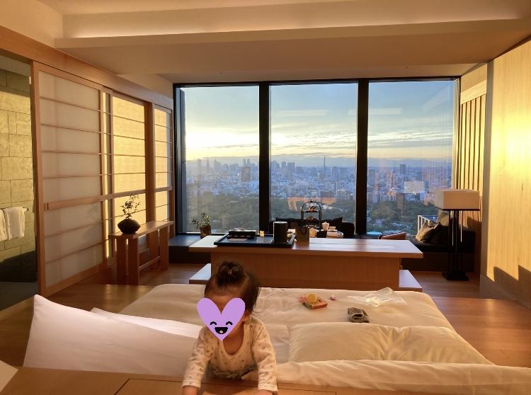 赤ちゃん 高級ホテル 宿泊 ブログ