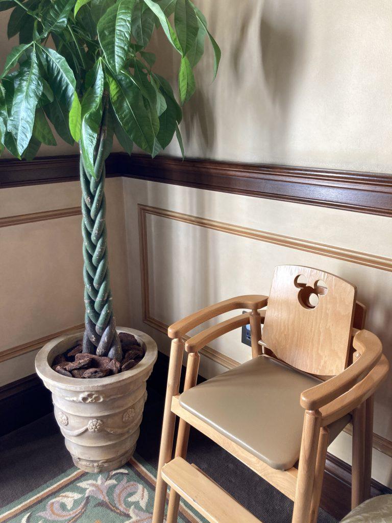 ミラコスタ キッズチェア 子供用椅子