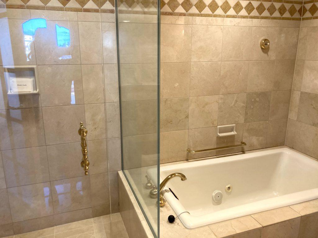 ミラコスタ お風呂 バスルーム