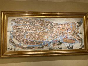ミラコスタ ベネチア 地図